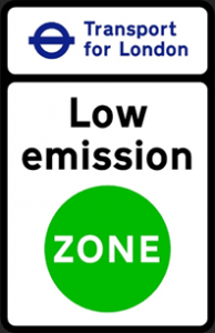 London low-emission Zone