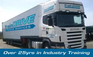 LGV / HGV traindrive-Driver Training