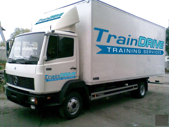 7.5 tonne Category C1 Lorry Driver Training