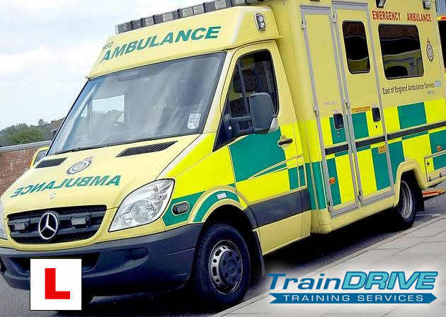 Ambulance-driver-training