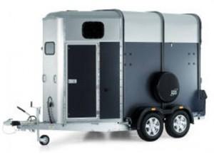 Horsebox trailer training