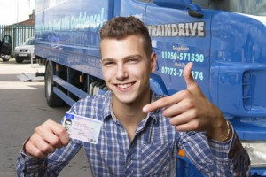 Pass LGV Driving test