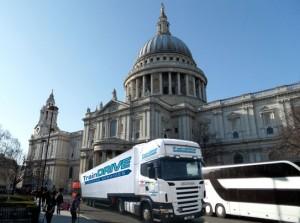 Demand for safer HGV driver training