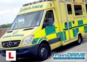 Ambulance-driver-training