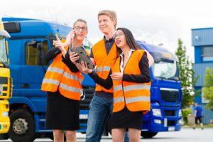 job benefits when you obtain your UK LGV licence