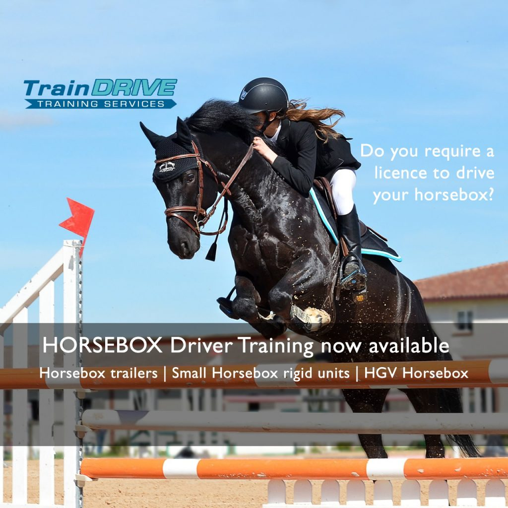 Horsebox Driver Training