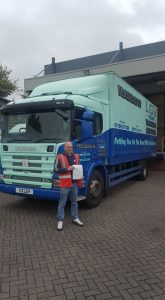 Lorry Test Pass Success